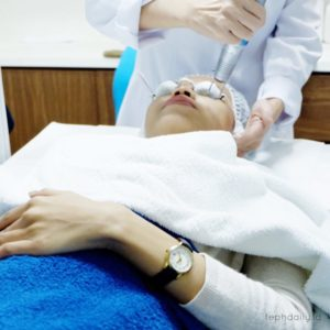 photo laser treatment