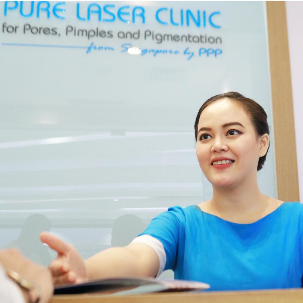 Pure Laser Clinic merupakan Klinik Kecantikan Terbaik di Jakarta dan Surabaya untuk pria dan wanita dengan menggunakan teknologi perawatan modern